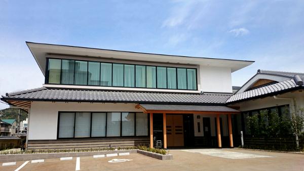 現在の大谷専修学院(山科)