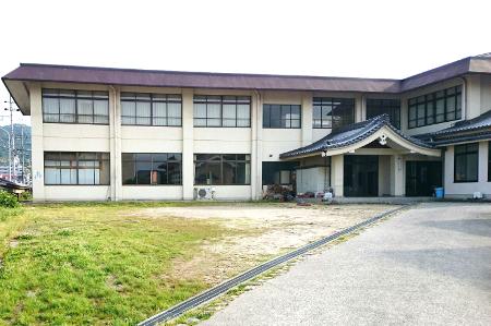 旧.山科学舎